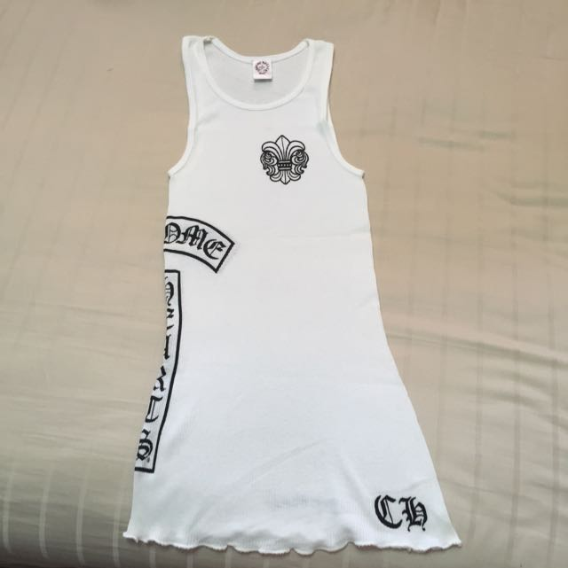 8fe3ae0164c65 Chrome Hearts Ladies Tank Top