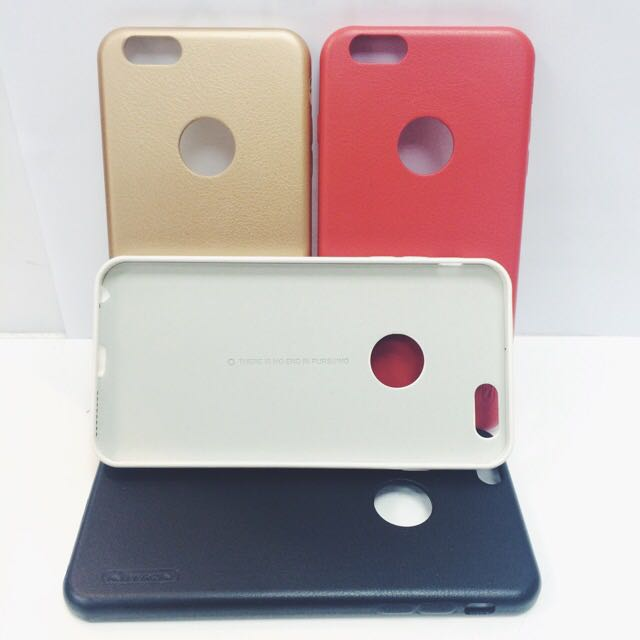 Nillkin Victoria Leather Case For Iphone 6/6s