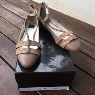BN Calvin Klein T-strapped Shoes