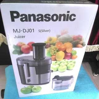 Panasonic MJ-DJ01 Fruit Juicer