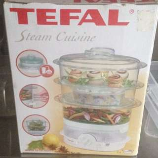3 Tier Tefal Steamer