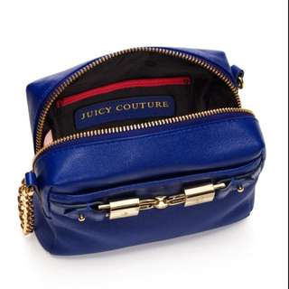 Juicy Couture Hillcrest Leather Crossbody