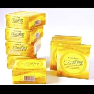 SGD 10.50 Royale Beauty L-Gluta Power Anti-Ageing Soap 90g
