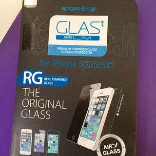Spigrn GLAS T.slim For iPhone 5S/5/5C