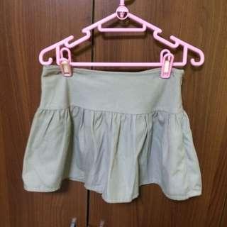 Khaki Skirt From Moon river