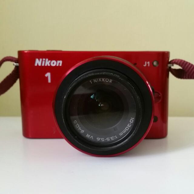 Nikon J1 Dual Lens Set **Fast deal @ $300**