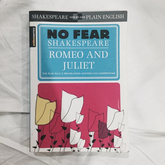the no fear shakespeare version for passing grades and the original version for understanding the fu No fear shakespeare line-by andrew and i have been best friends since 6th grade which means it's perfect for taking the original source material and.