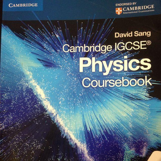 Physics Coursebook Cambridge IGCSE