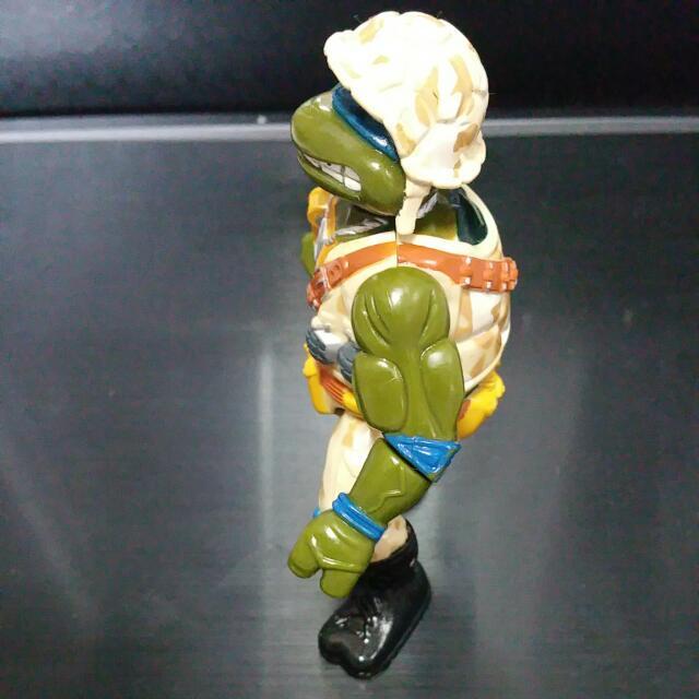 Teenage Mutant Ninja Turtle Toy (Leonardo)