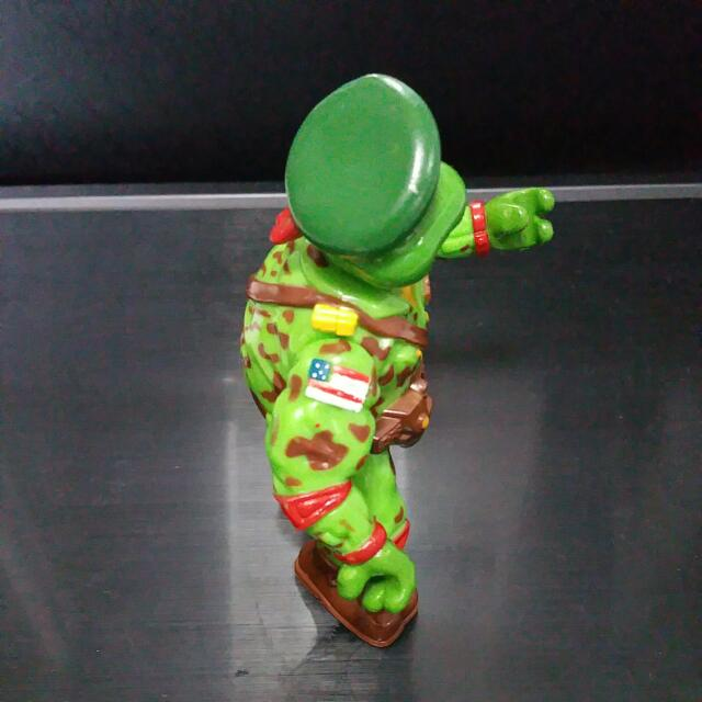 Teenage Mutant Ninja Turtle Toy (Raphael)