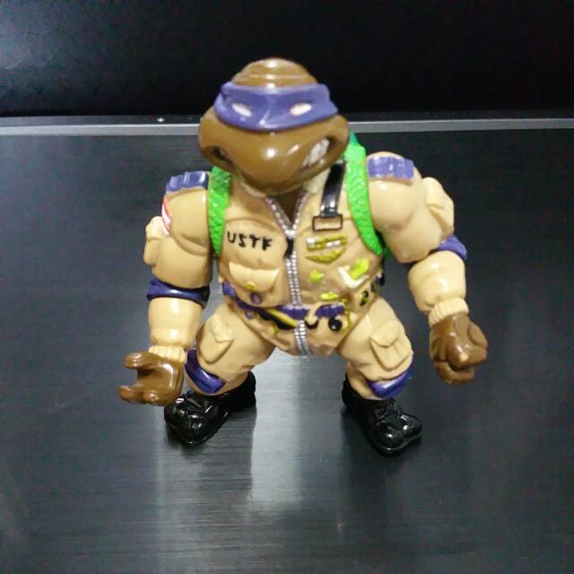 Teenage Mutant Ninja Turtle Toys (Donatello)