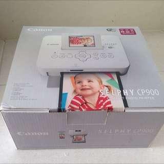 Canon Selphy Compact Photo Printer Cp900