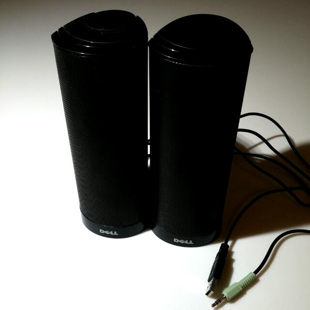 Dell Desktop Speakers