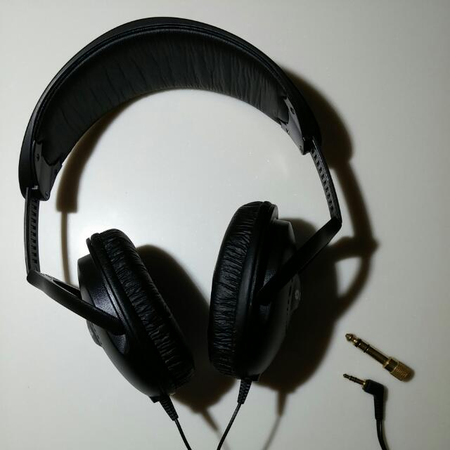 Yamaha Over-ear Headphones