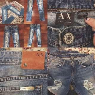 Authentic Armani Exchange Jeans