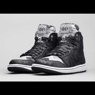 (Closed)Air Jordan 1 Retro BHM Pre Order