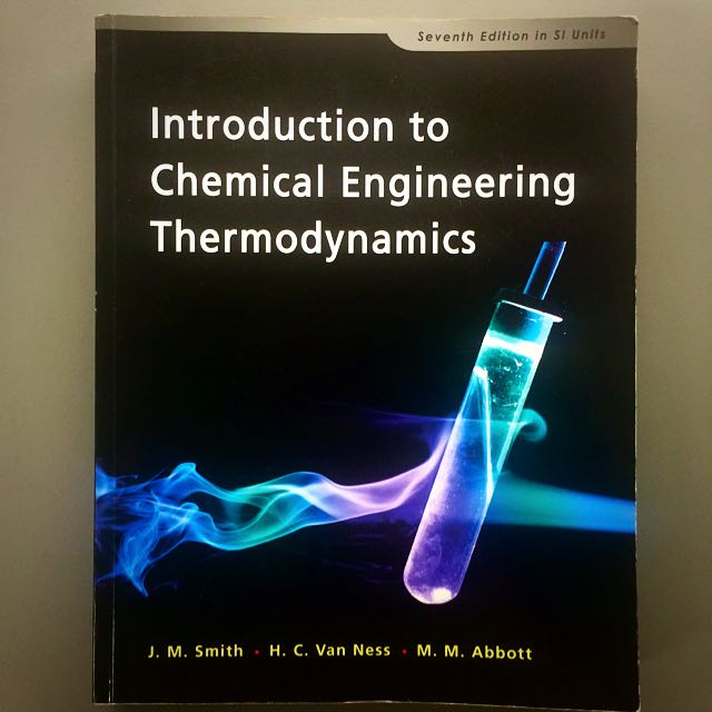 Introduction to chemical engineering thermodynamics books photo photo photo fandeluxe Choice Image