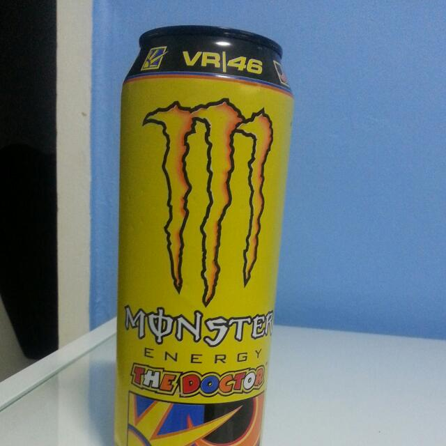 Monster Energy Drink Limited Edition, Cars on Carousell