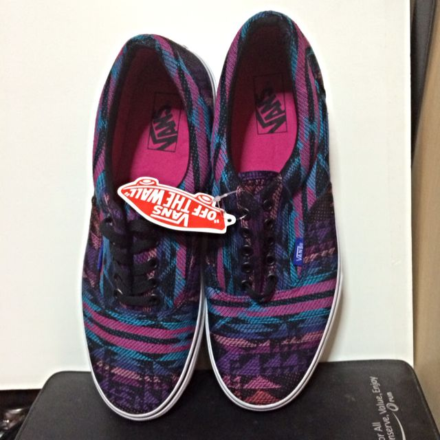 VANS Inca Black Pink Era Shoes da34de2f4c
