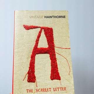 The Scarlet Letter (vintage)