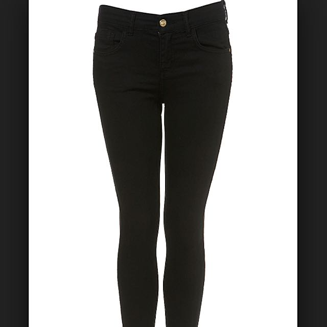BN Black Jeggings