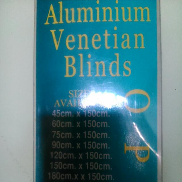 Brand New Venetian Blinds