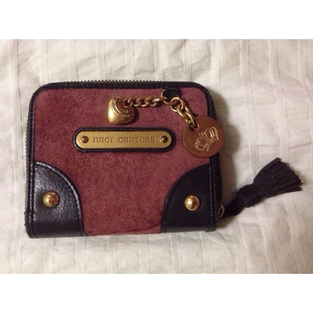 JUICY COUTURE WALLET (AUTHENTIC)