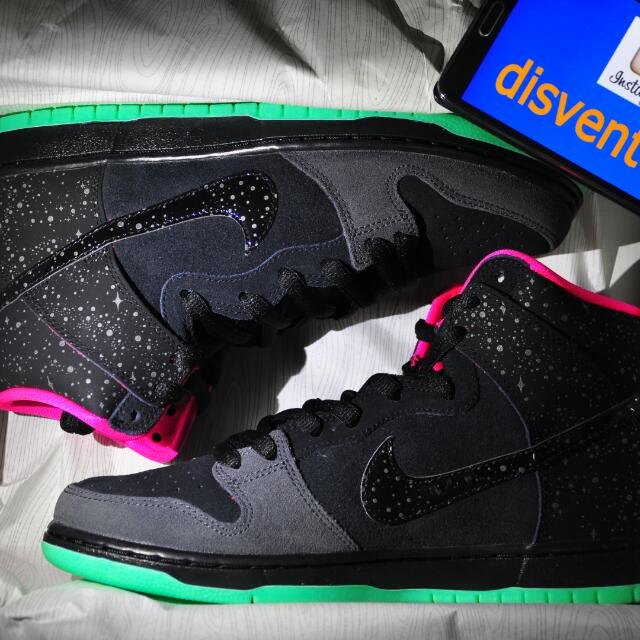 pretty nice 3597e 1fa19 Nike SB Dunk High Northern Lights
