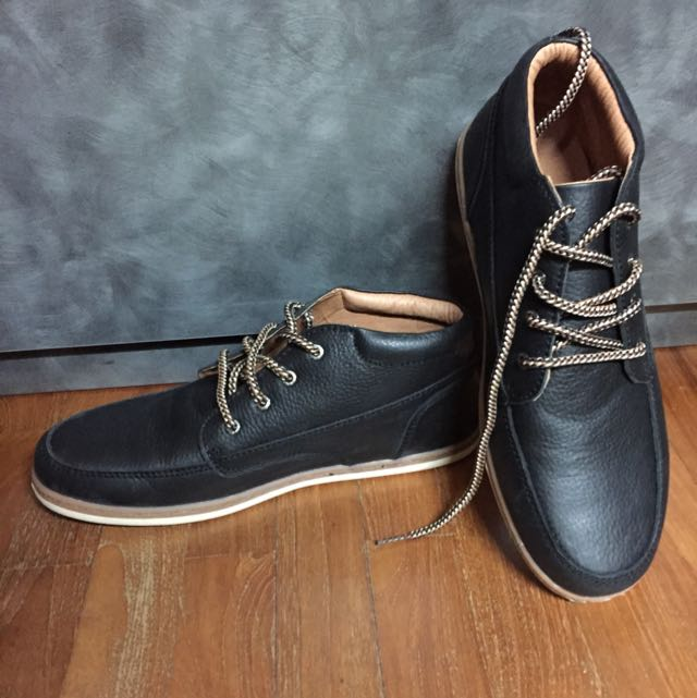 Semi-casual Leather Shoes (by Pointer