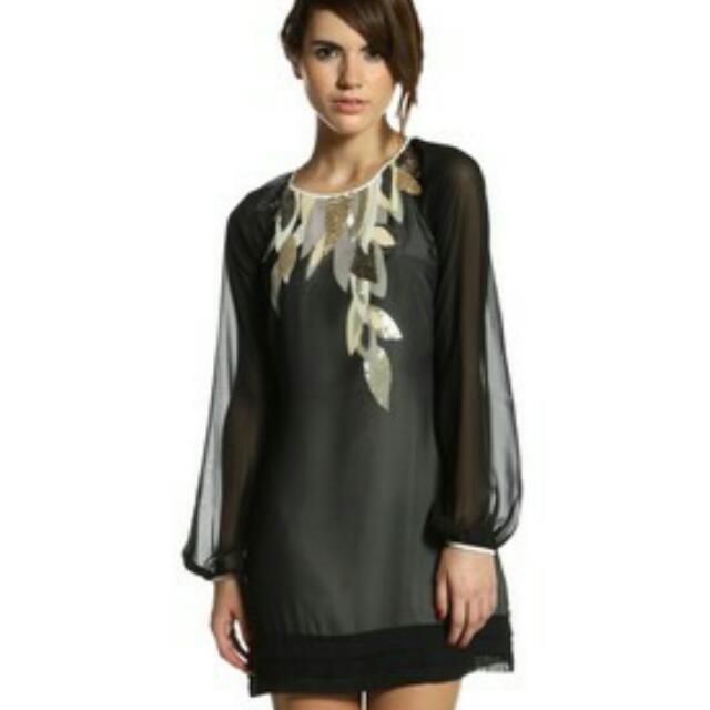 2e916d900d85 ted baker starion dress black – Little Black Dress