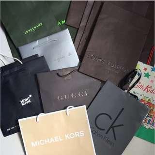 Authentic Paper Bag