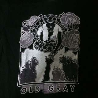 Old Gray Tshirt