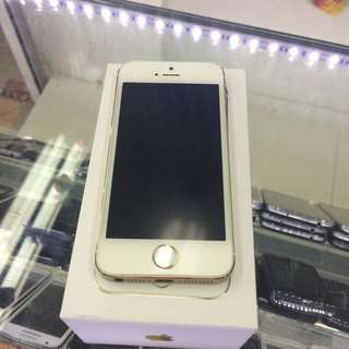 iPhone 5s 32gb Gold Used