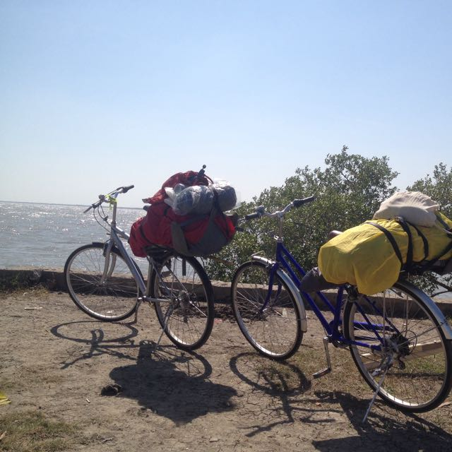 2 Bicycles Up For Grabs