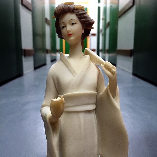 Collectible Japanese Figurine