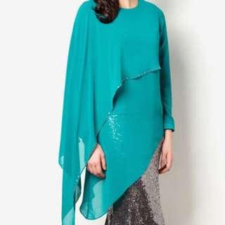 Embellished Asymmetric Tunic (TEAL)