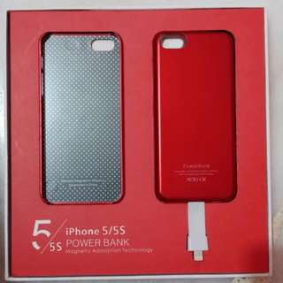 (Fast Deal $25)Battery Case Iphone 5s