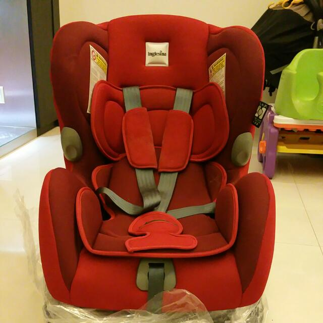 Inglesina Marco Polo Infant Toddler Car Seat Price Revised Babies Kids On Carousell