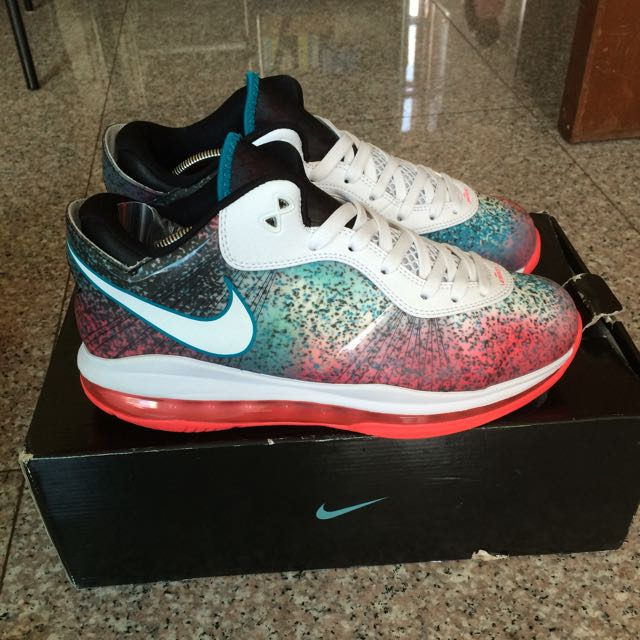 a7ea11af7462d Nike Lebron 8 V 2 Low Miami Nights Flamingo
