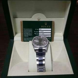 Rolex Datejust 116200 36mm Unisex