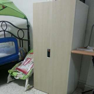 PL Ikea baby wardrobe
