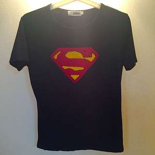 BN Superman T-shirt For Ladies