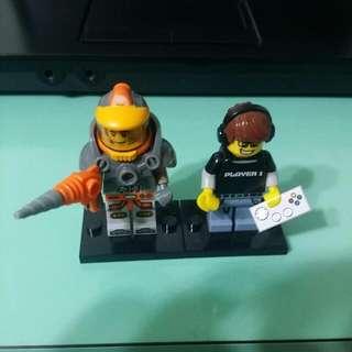 Lego Minifigs (Series 12)