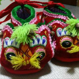 Hand Made Shoes For CNY