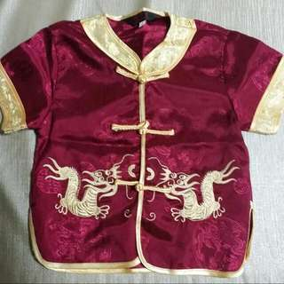 Chinese New Year Baby Clothing