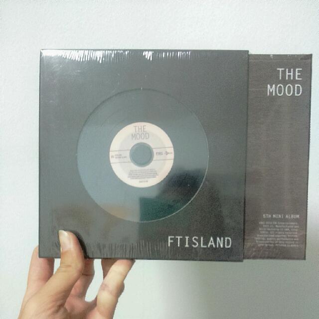 FTISLAND The Mood Album