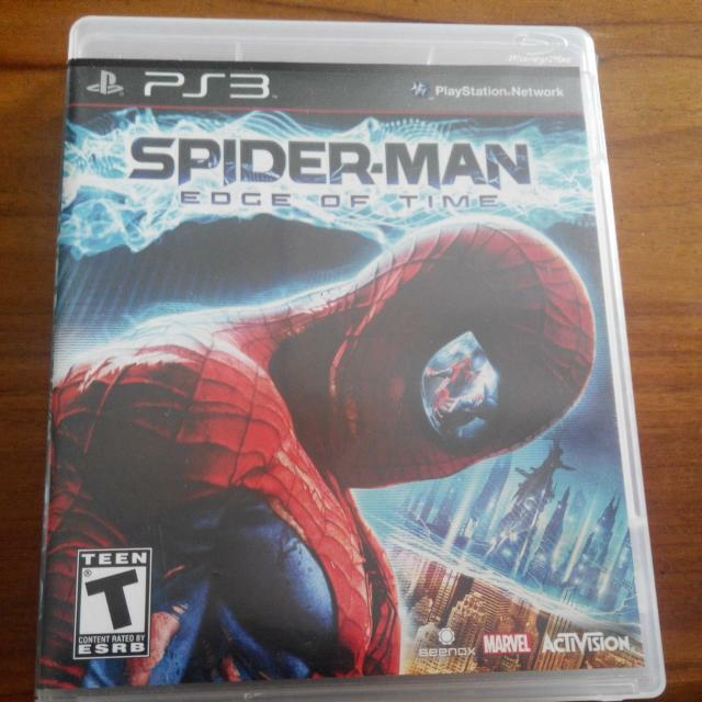 Spiderman Edge Of Time for PS3