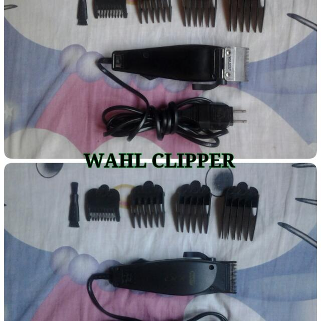 WAHL Brand HAIR CLIPPER 100 Series