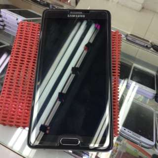 Samsung Note 4 Used