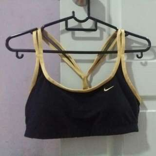 Authentic Nike Sports Bra With Padding